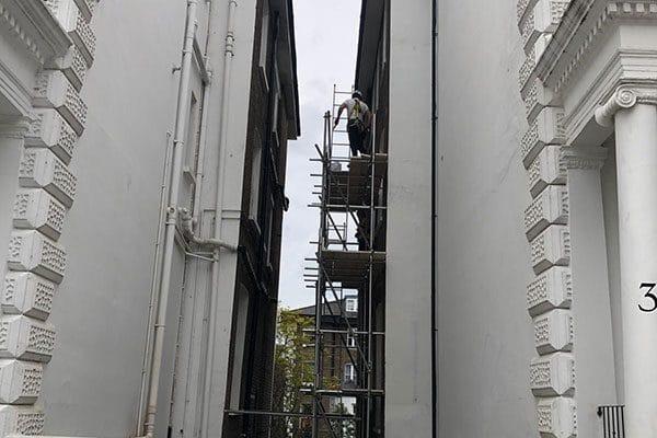 Domestic Scaffolding - Commercial Scaffolding