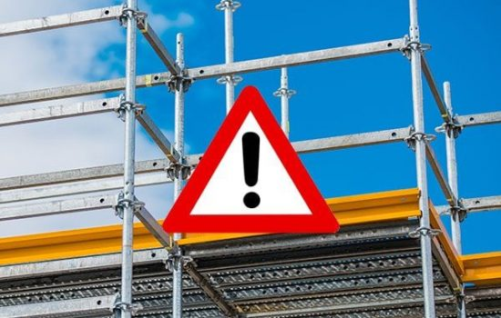 emergency-scaffolding