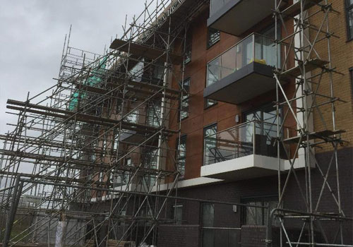 Domestic Scaffolding - Commercial Scaffolding