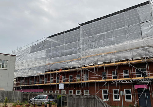 Emergency Scaffolding Services