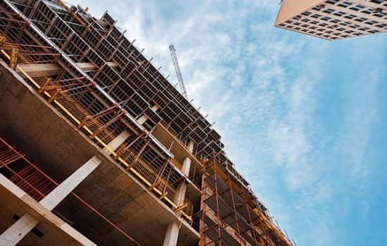 Large Structure Scaffolding