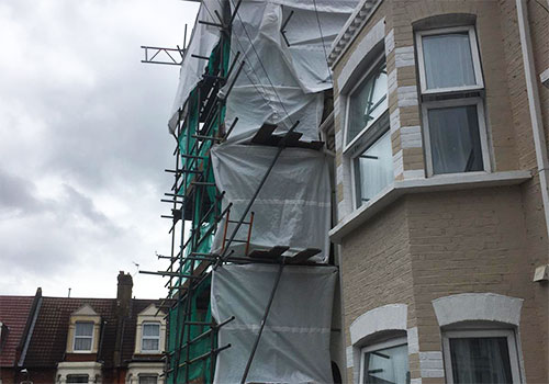 Domestic Scaffolding London