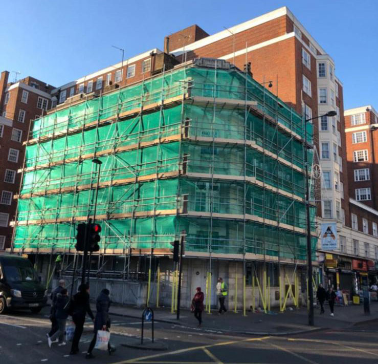 Professional Scaffolding for Rent